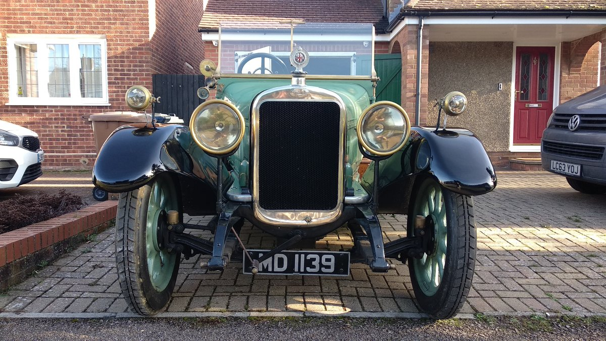 1920 Sunbeam 16hp Tourer For Sale (picture 6 of 6)
