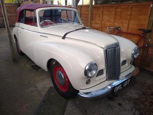 Picture of 1951 Sunbeam Talbot MKII Coupe for Auction 28th -29th April For Sale by Auction