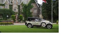 Sunbeam Tourer Vintage Wedding Car