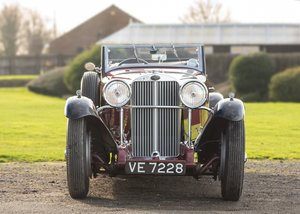 1932 Sunbeam 20 Tourer SOLD by Auction