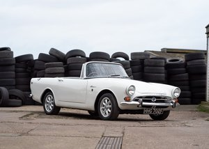 1968 Sunbeam Alpine Series V For Sale by Auction