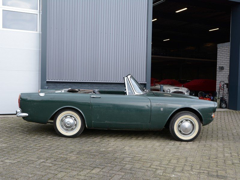 1979 Sunbeam Alpine Roadster For Sale (picture 4 of 6)