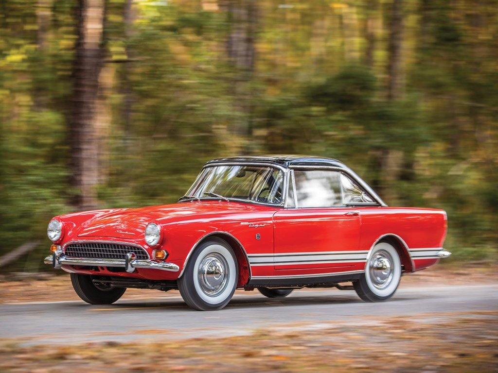 1967 Sunbeam Tiger Mk II  For Sale by Auction (picture 1 of 6)