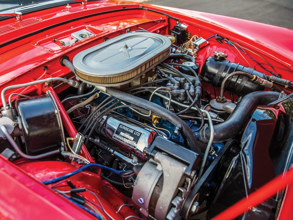 1967 Sunbeam Tiger Mk II  For Sale by Auction (picture 3 of 6)