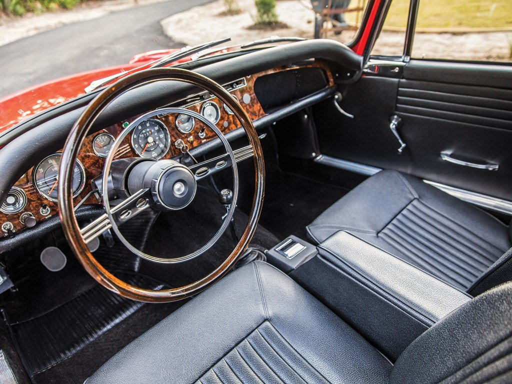 1967 Sunbeam Tiger Mk II  For Sale by Auction (picture 4 of 6)