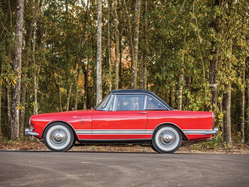 1967 Sunbeam Tiger Mk II  For Sale by Auction (picture 5 of 6)