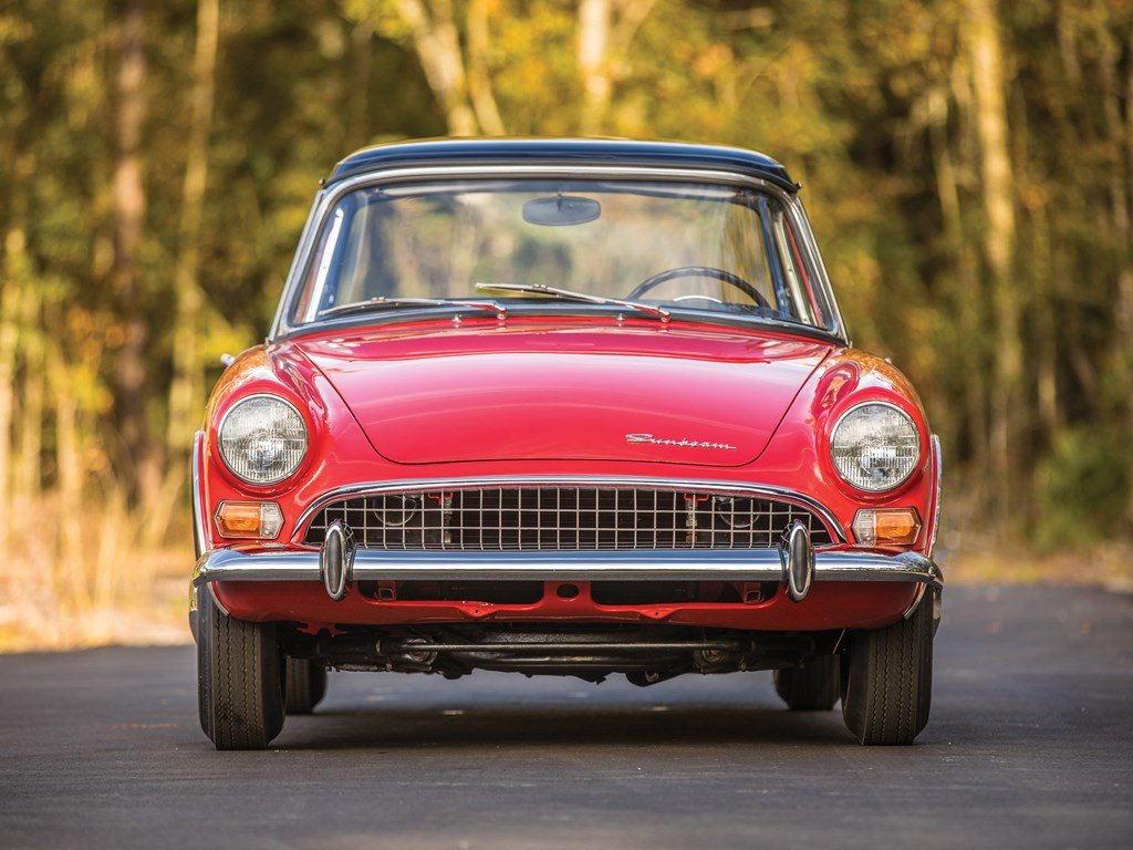 1967 Sunbeam Tiger Mk II  For Sale by Auction (picture 6 of 6)