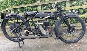 1926 Sunbeam Model 1 For Sale by Auction