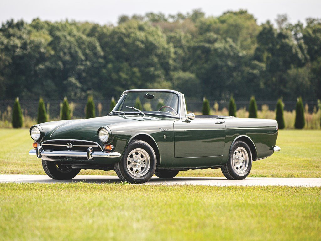 1967 Sunbeam Tiger Mk IA  For Sale by Auction (picture 1 of 6)