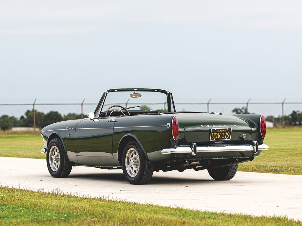 1967 Sunbeam Tiger Mk IA  For Sale by Auction (picture 2 of 6)
