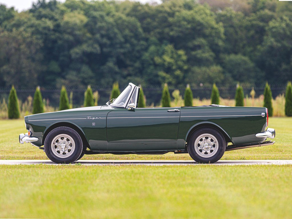 1967 Sunbeam Tiger Mk IA  For Sale by Auction (picture 5 of 6)