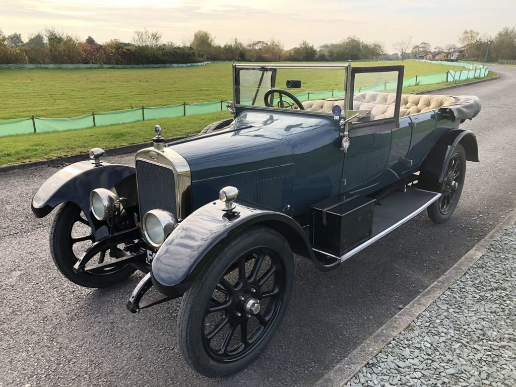1923 Sunbeam 14 Tourer 12.9hp For Sale (picture 1 of 6)