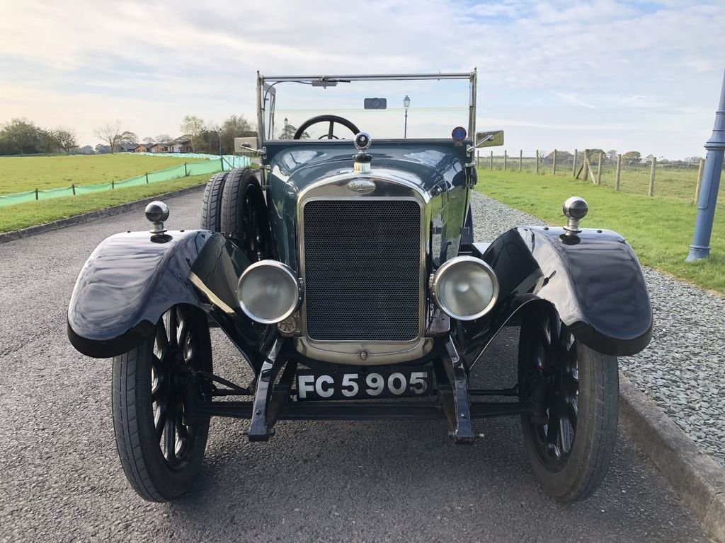 1923 Sunbeam 14 Tourer 12.9hp For Sale (picture 3 of 6)
