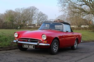 Sunbeam Alpine Sport 1967 - To be auctioned