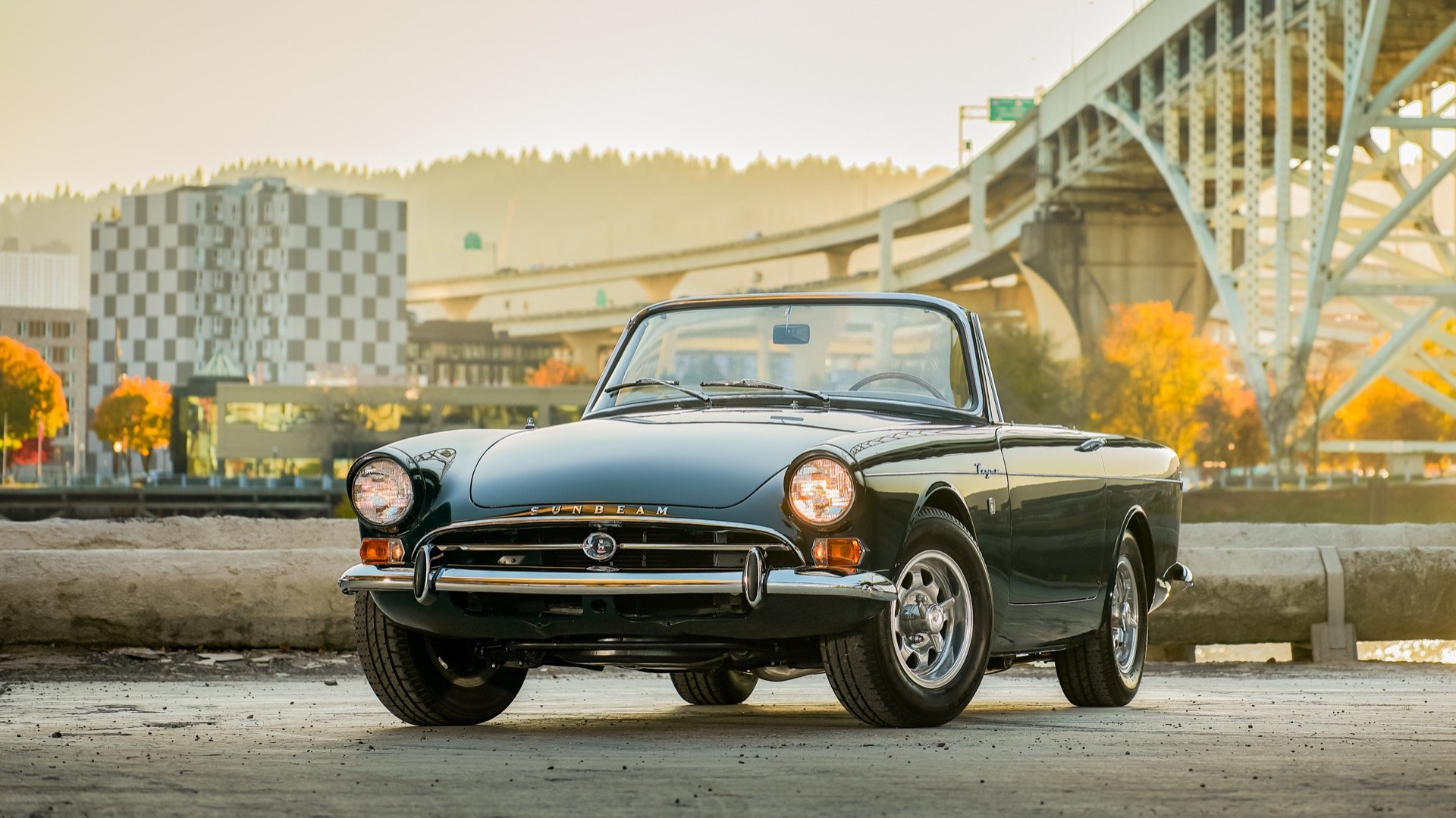 1965 Sunbeam Tiger MkI Roadster(~)Coupe with HardTop For Sale (picture 1 of 6)
