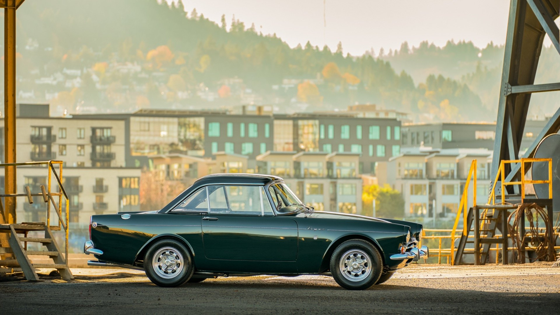 1965 Sunbeam Tiger MkI Roadster(~)Coupe with HardTop For Sale (picture 2 of 6)