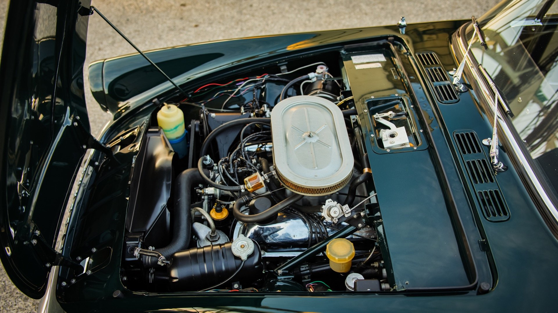 1965 Sunbeam Tiger MkI Roadster(~)Coupe with HardTop For Sale (picture 6 of 6)