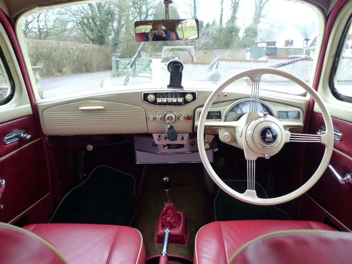 1953 Sunbeam Talbot 90 Mk11A saloon For Sale (picture 3 of 6)