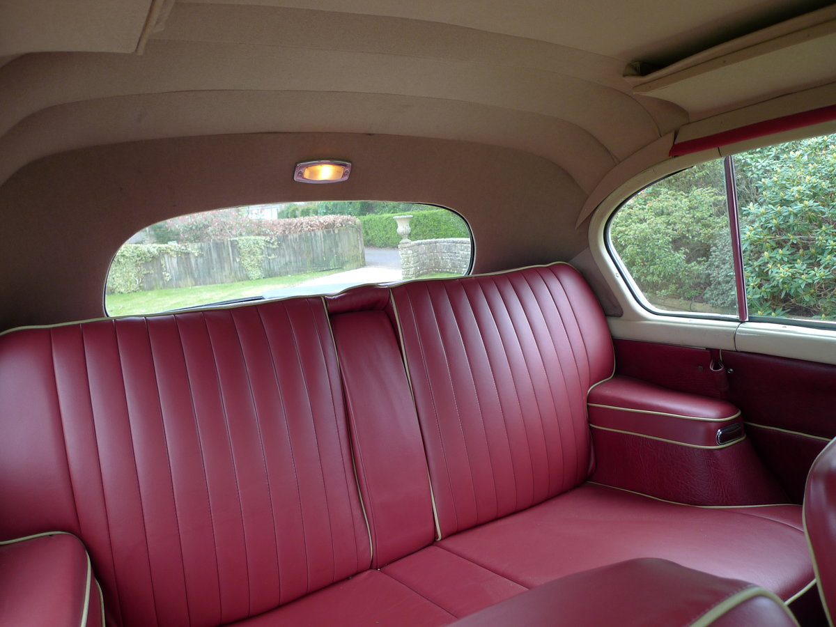 1953 Sunbeam Talbot 90 Mk11A saloon For Sale (picture 5 of 6)