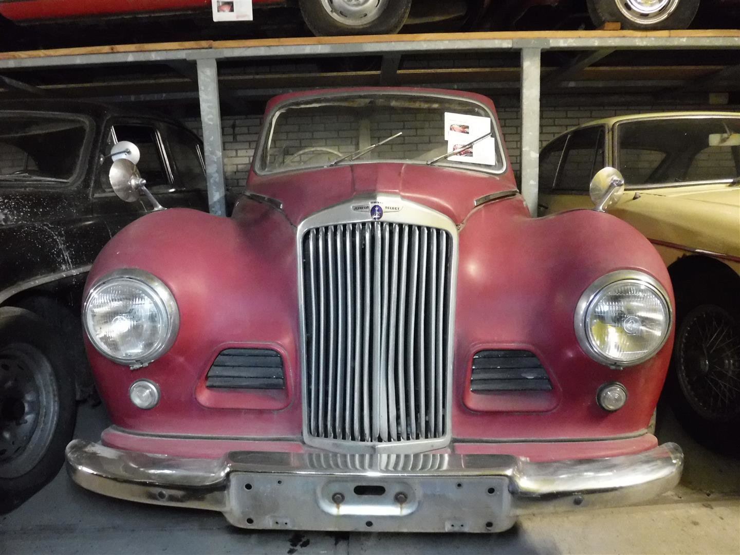 Sunbeam Talbot 1952 (RHD) For Sale (picture 4 of 6)