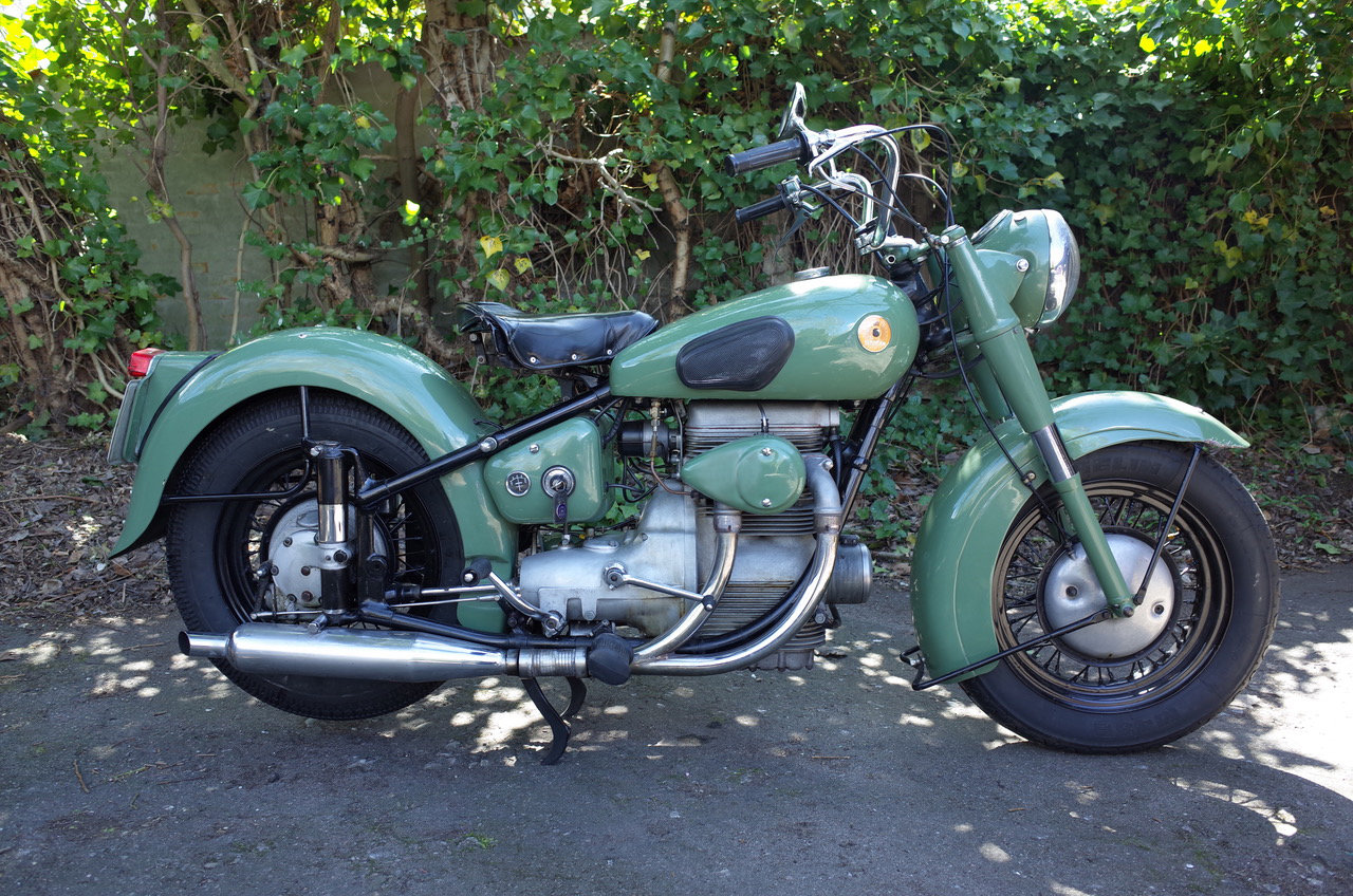 1954 Sunbeam S7. Mint condition. Matching numbers For Sale (picture 1 of 6)