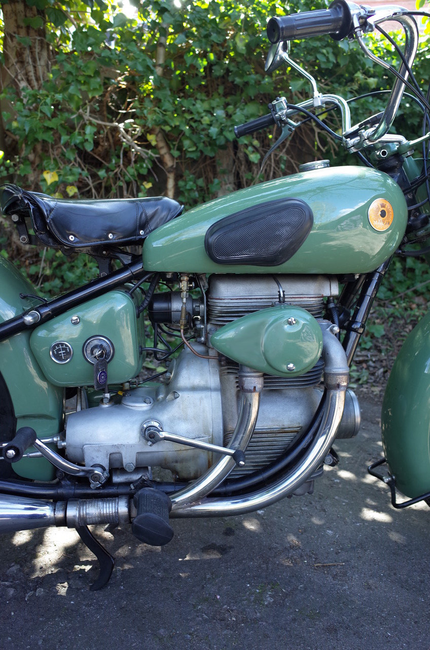 1954 Sunbeam S7. Mint condition. Matching numbers For Sale (picture 2 of 6)