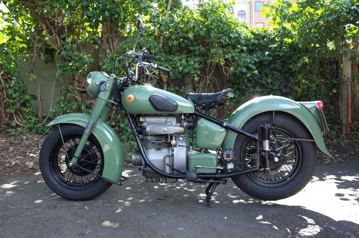 1954 Sunbeam S7. Mint condition. Matching numbers For Sale (picture 4 of 6)