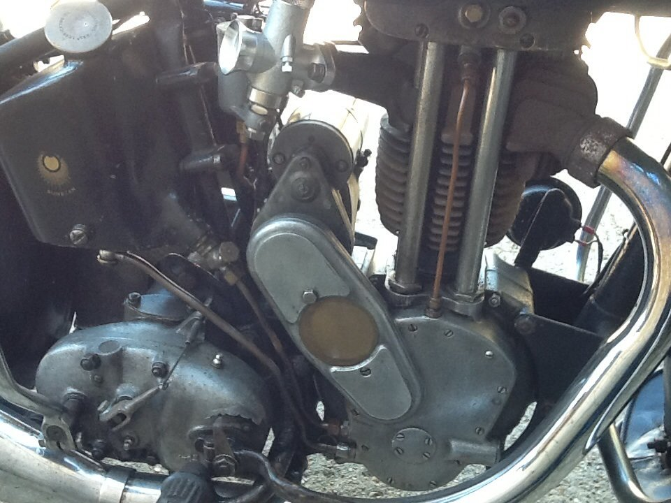 1937 Sunbeam 350cc  For Sale (picture 5 of 6)