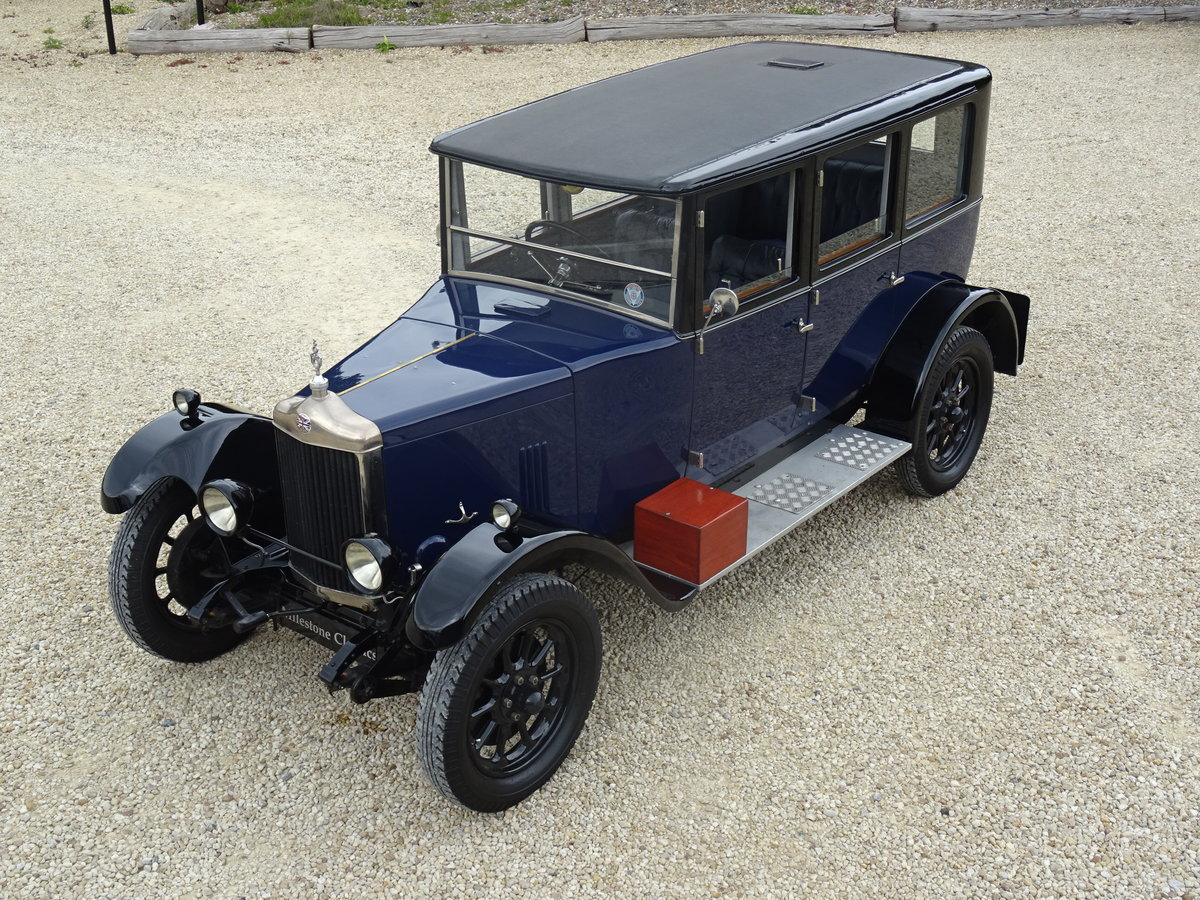 1926 Standard Park Lane Saloon – Utterly Charming For Sale (picture 1 of 6)