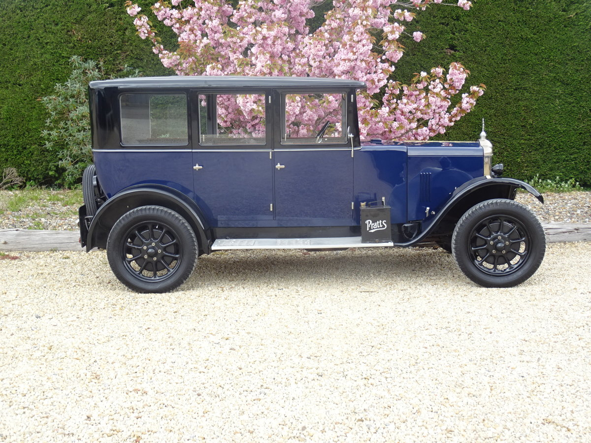 1926 Standard Park Lane Saloon – Utterly Charming For Sale (picture 3 of 6)