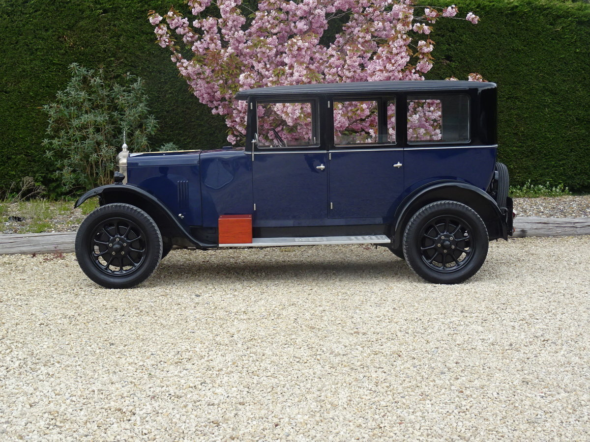 1926 Standard Park Lane Saloon – Utterly Charming For Sale (picture 4 of 6)