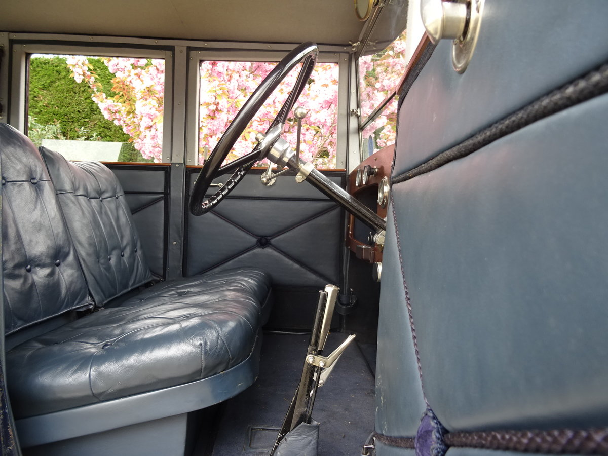 1926 Standard Park Lane Saloon – Utterly Charming For Sale (picture 6 of 6)