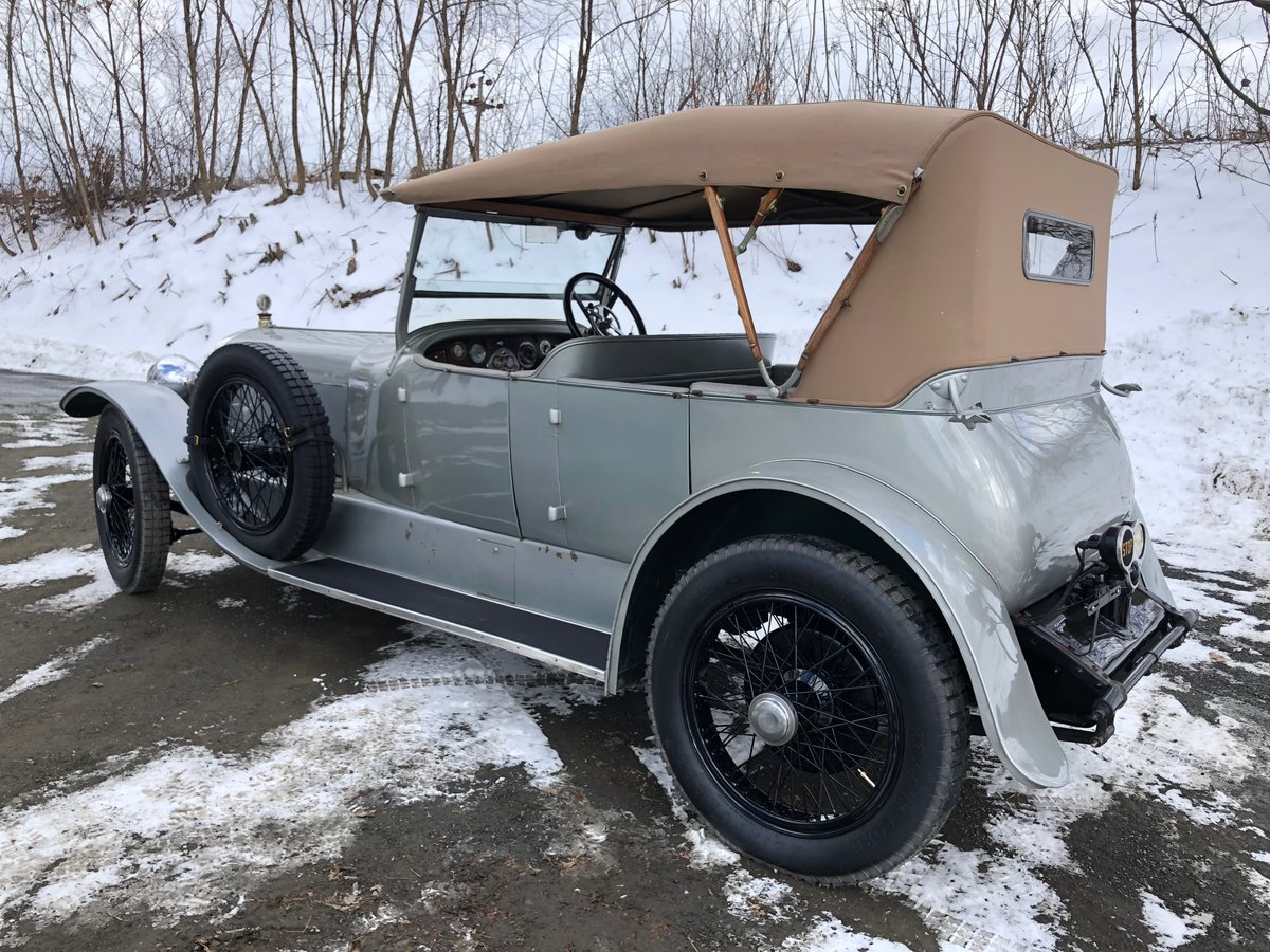 1922 Sunbeam 24/60 Brewster Phaeton For Sale (picture 6 of 6)