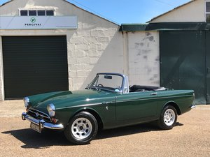 Picture of 1966 Sunbeam Tiger Mk1a, 4.7 litre engine, SOLD SOLD