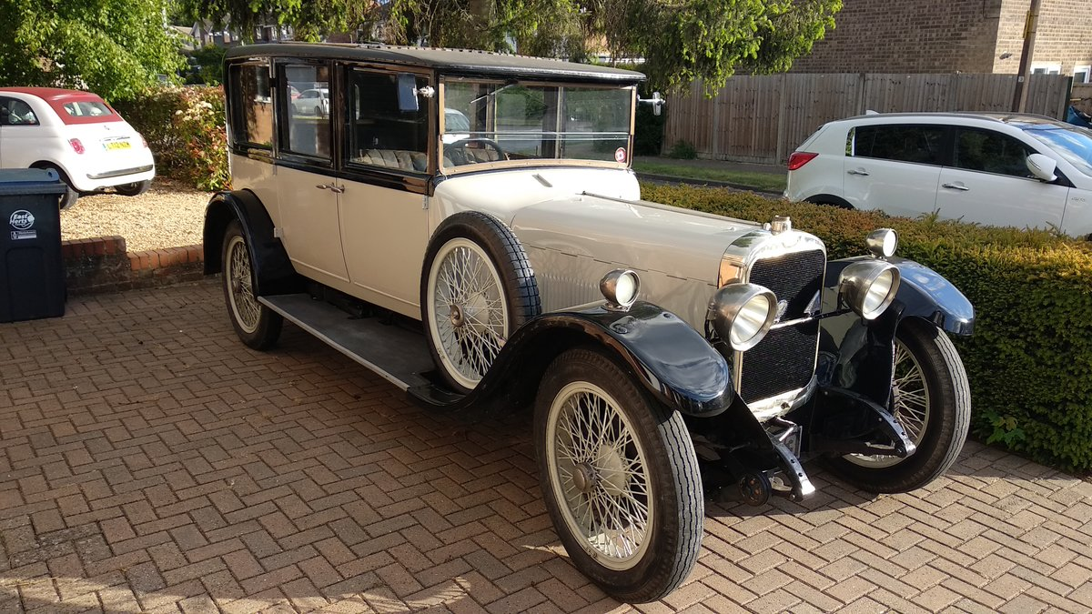 1924 Sunbeam 20/60 For Sale (picture 1 of 4)