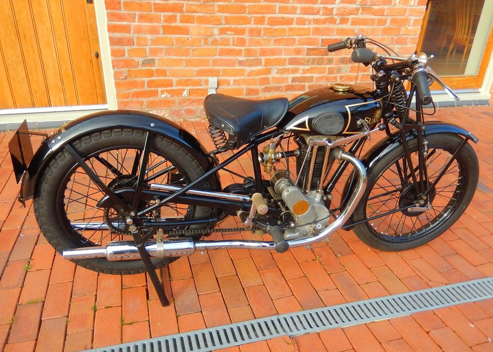 1931 Sunbeam Model 10 Fully Working For Sale (picture 1 of 6)