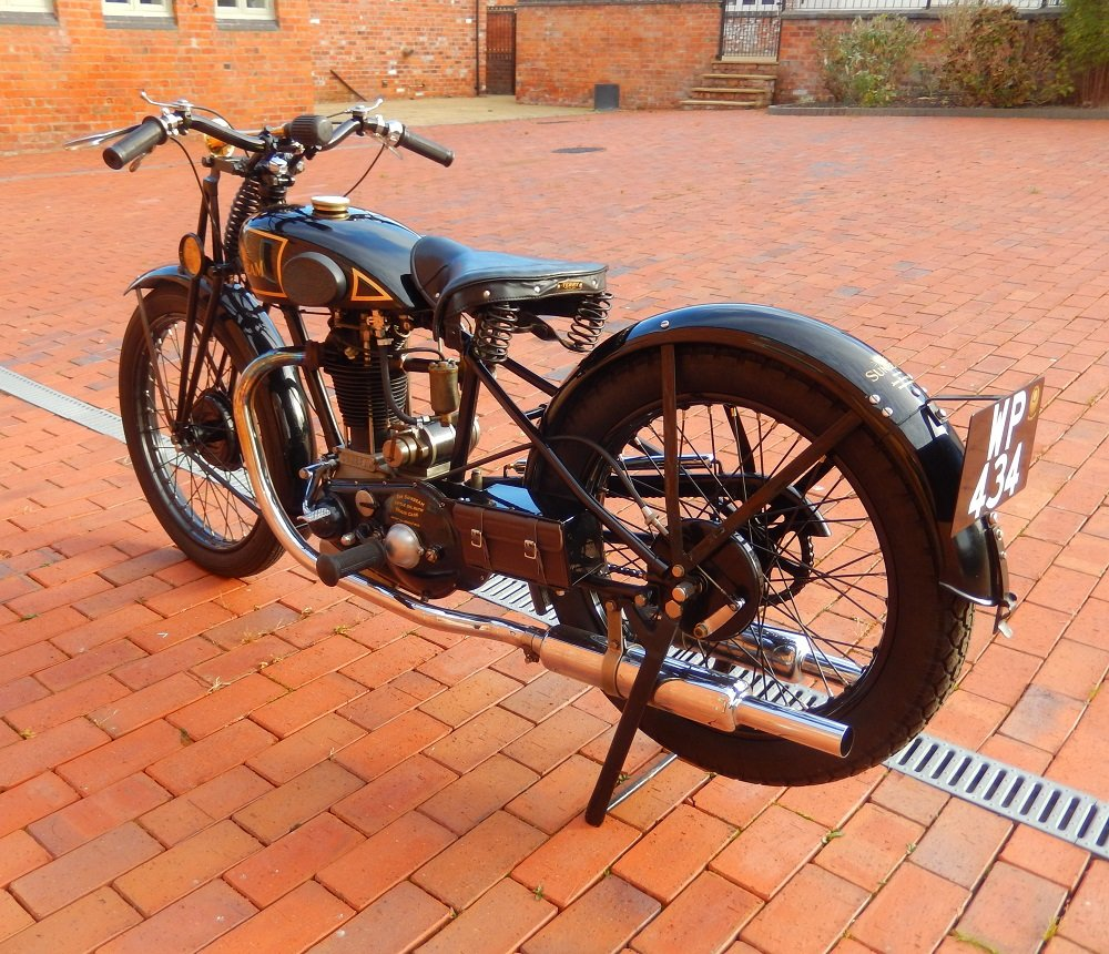 1931 Sunbeam Model 10 Fully Working For Sale (picture 2 of 6)