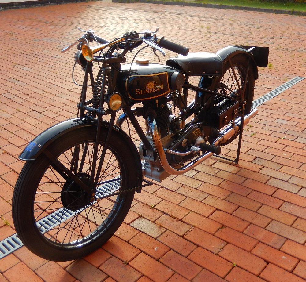 1931 Sunbeam Model 10 Fully Working For Sale (picture 3 of 6)