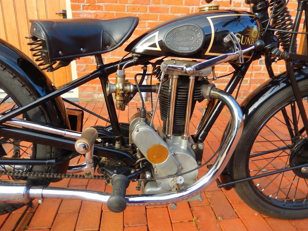 1931 Sunbeam Model 10 Fully Working For Sale (picture 6 of 6)