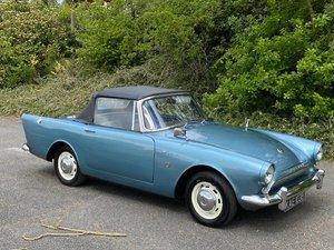 1964 Sunbeam Alpine Series III at ACA 20th June  For Sale