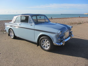 Sunbeam Rapier Convertible 1959 Mk 111  For Sale