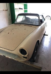 Fantastic opportunity to buy a Sunbeam Tiger Project LHD