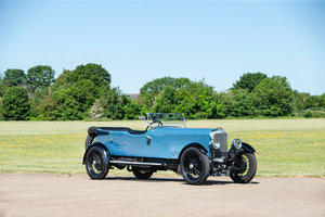 "1925 SUNBEAM 3-LITRE ""TWIN CAM"" SUPER SPORTS"