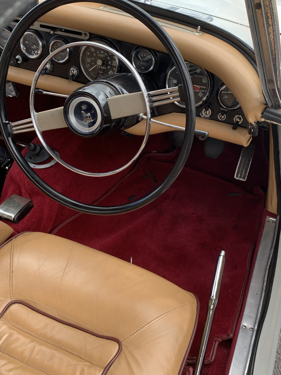 1963 SUNBEAM Alpine Beautiful, much admired classic For Sale (picture 5 of 6)