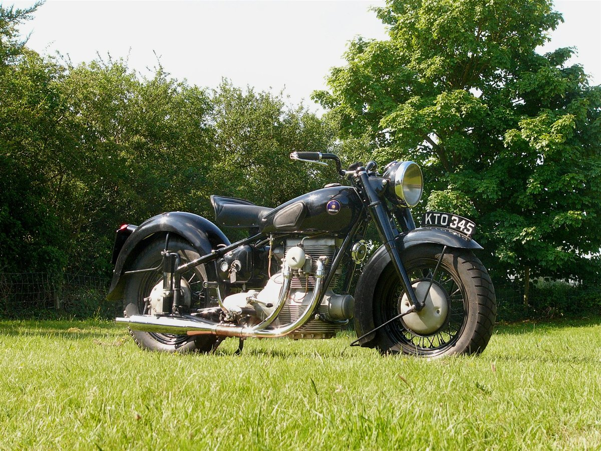 1948 Sunbeam S7 - museum standard & On-The-Road SOLD (picture 1 of 6)