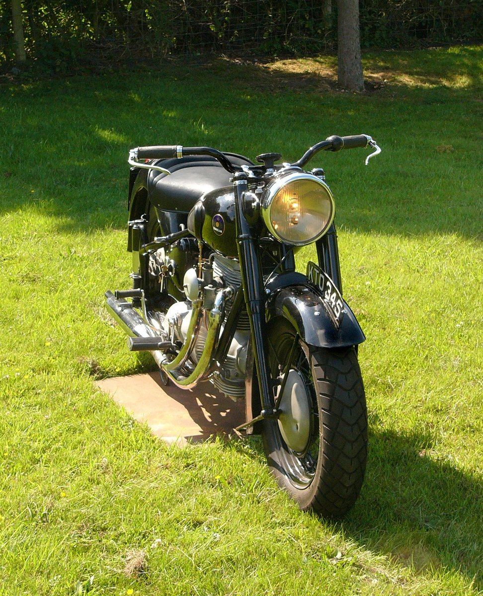 1948 Sunbeam S7 - museum standard & On-The-Road SOLD (picture 4 of 6)