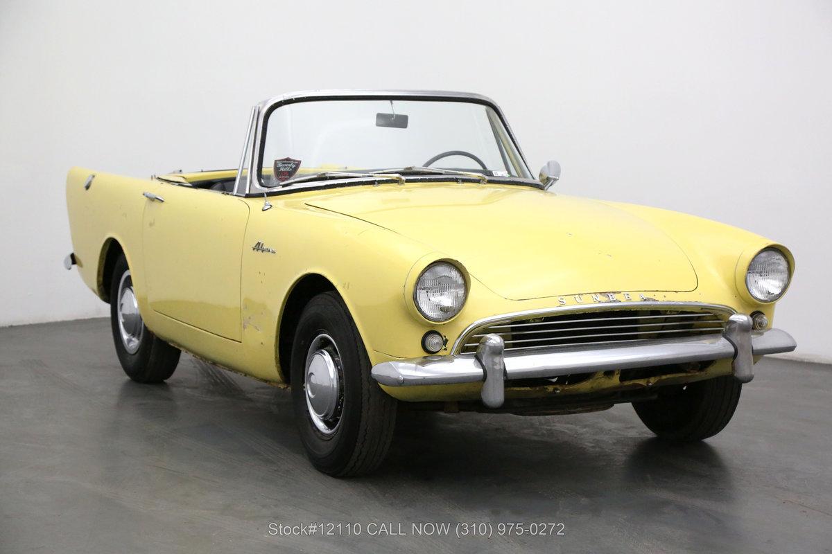 1964 Sunbeam Alpine For Sale (picture 1 of 6)