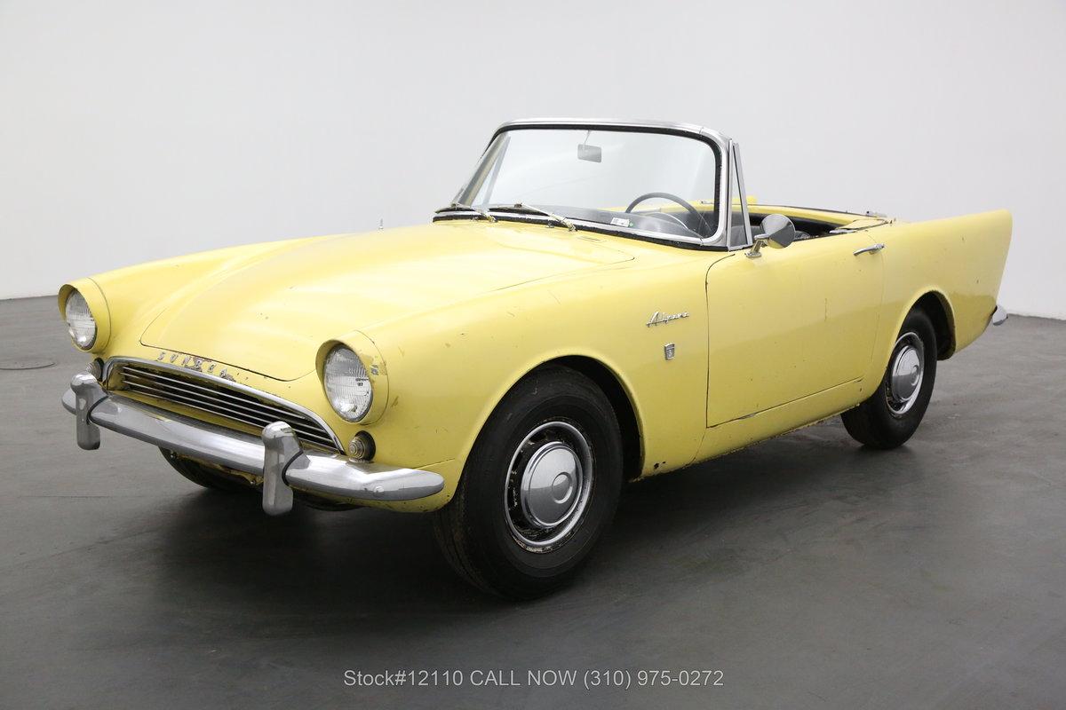 1964 Sunbeam Alpine For Sale (picture 3 of 6)
