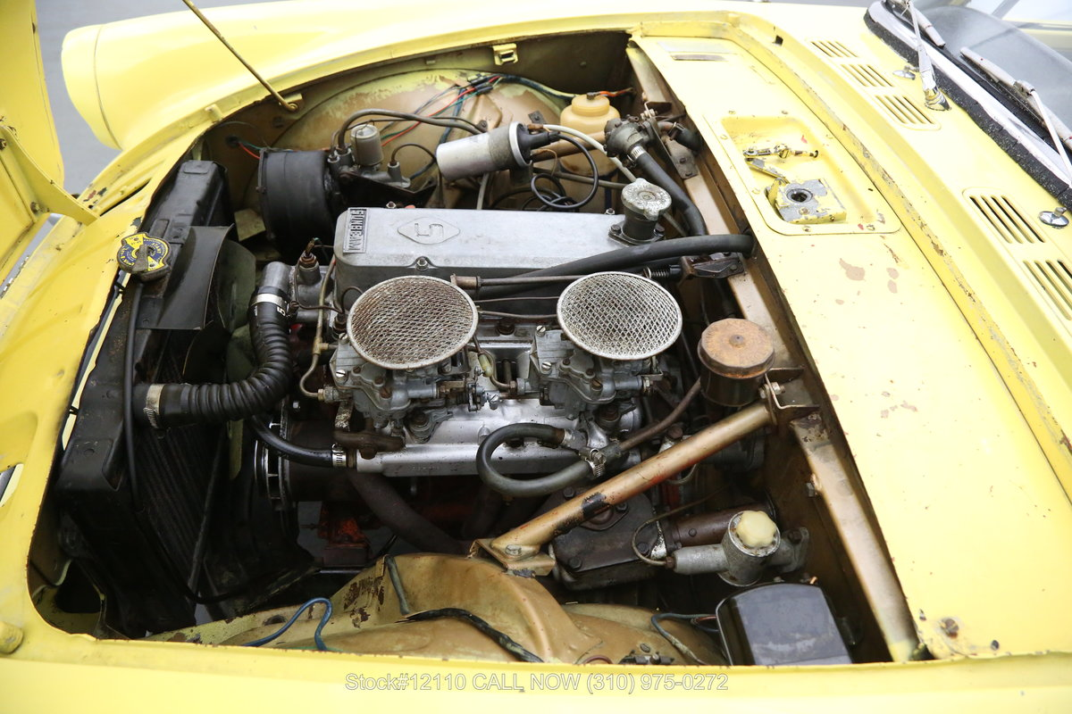 1964 Sunbeam Alpine For Sale (picture 5 of 6)
