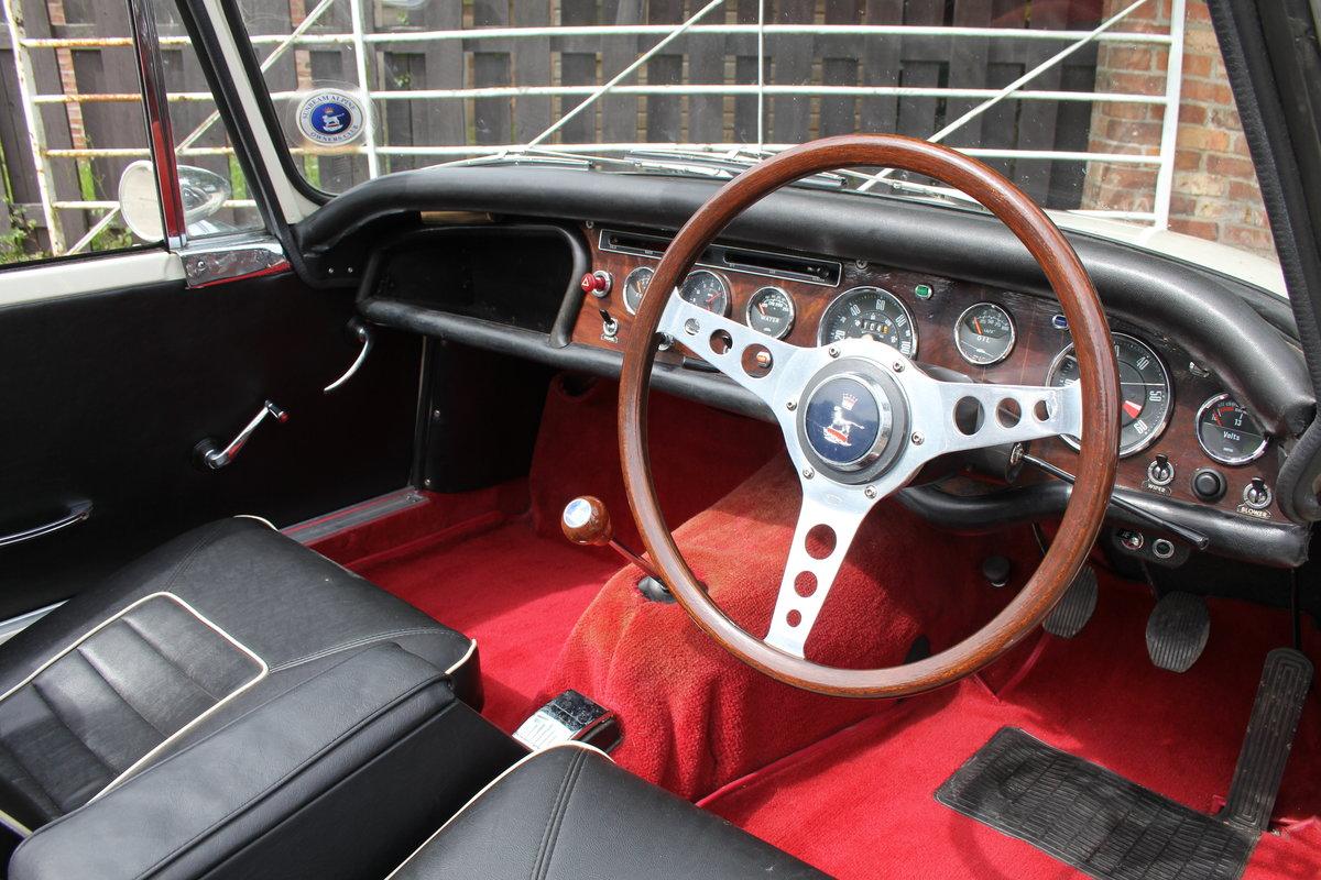 1965 Sunbeam Alpine Series IV 1725cc UK RHD For Sale (picture 7 of 20)